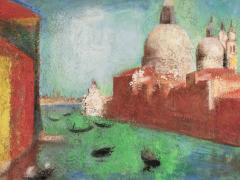 Venècia, obra d'en Miquel Villà.