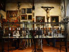 Visita guiada a la col·lecció de vidre de Santiago Rusiñol al Cau Ferrat