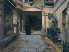 'La casa de préstecs' (Santiago Rusiñol)