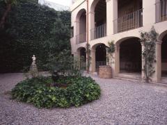 El jardí de Can Llopis
