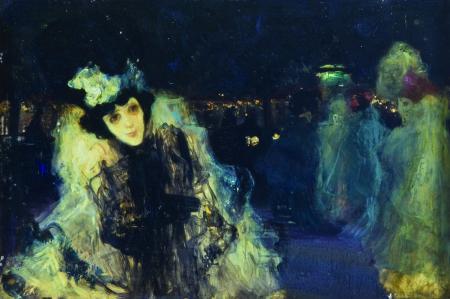 Visió nocturna parisenca