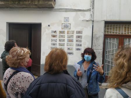 Ruta Literària pels carrers de Sitges
