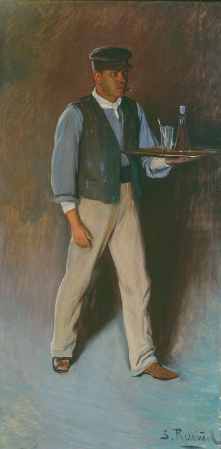 En Cuca (Portrait of Pere Forment)