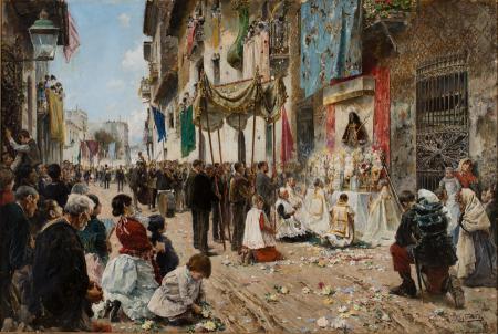The Corpus Christi Procession