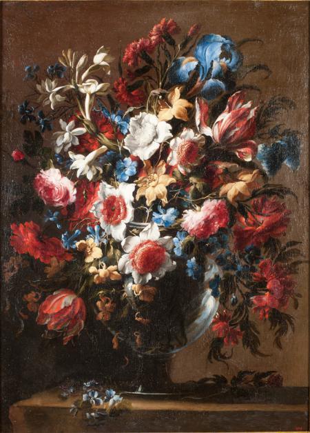 Gerro amb flors