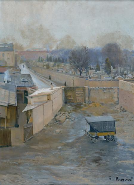 Cementirio de Montmartre