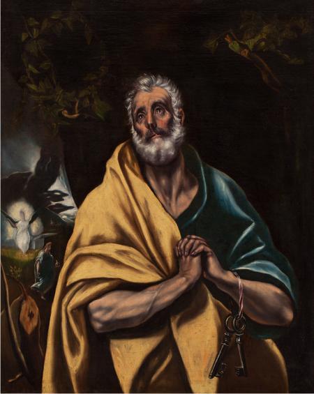 Tears of Saint Peter