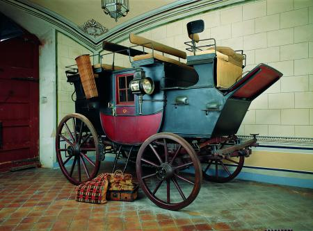 Mail-coach