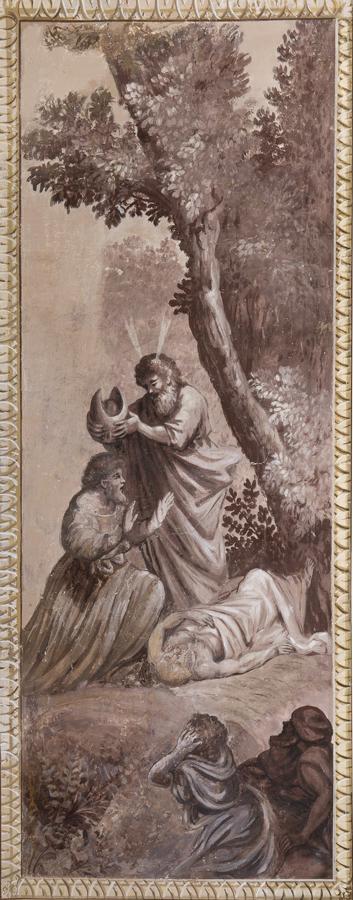 Death of Aaron