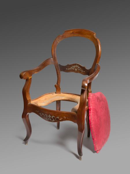 Cadira d'infantar