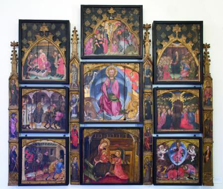 Altarpiece of Sant Salvador
