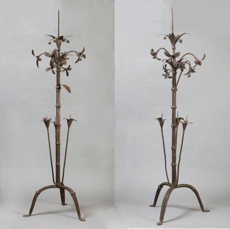 Couple of chandeliers