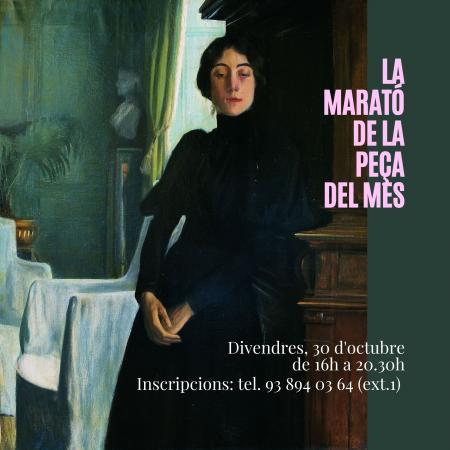 Rêverie (Stéphanie Nantas) de Santiago Rusiñol,