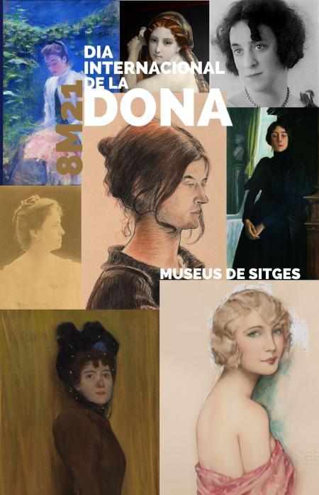 Cartell Dia Internacional de la Dona