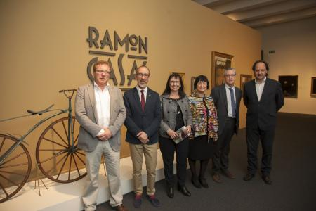 Ramon casas aterra a madrid amb l exposici m s completa vista fora de catalunya museus de sitges - Caixaforum madrid ramon casas ...