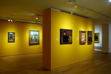 El museo de maricel se convierte en un completo paseo por la obra de ramon casas y su mundo - Caixaforum madrid ramon casas ...