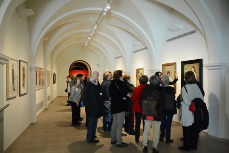 La exposici n de ramon casas programa visitas guiadas museus de sitges - Caixaforum madrid ramon casas ...
