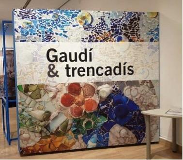 Imatge principal de l'exposició amb el títol de la mostra.