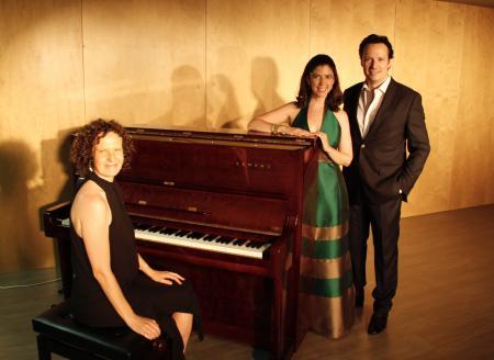 Paula Nogueira, Eduard Moreno i Montserrat Pujol-Dahme
