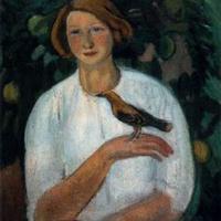 'L'Oriol' (1911), de Joaquim Sunyer i de Miró
