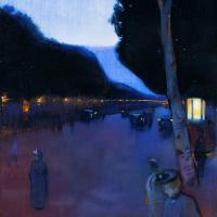 'Bulevard de París', de Ramon Pichot (1898-1901)