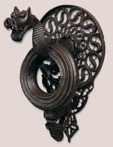 Picaporta d'anella