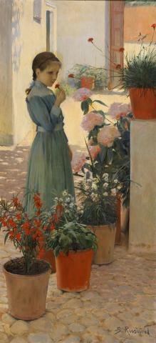 La nena de la clavellina (Teresa Mirabent Planas)