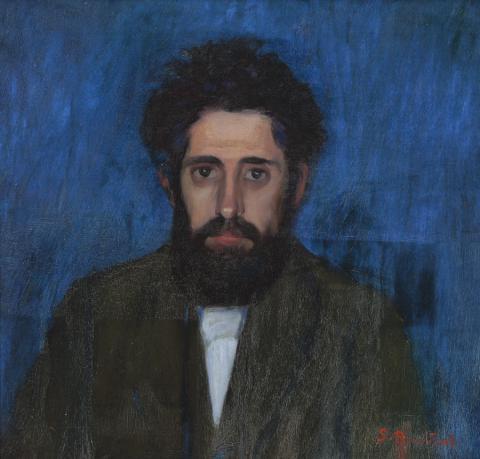 Retrat de Modesto Sánchez Ortiz