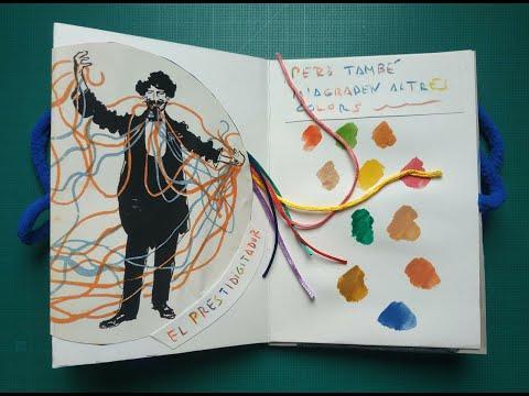 Taller Un llibre d'Artista