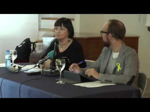 Presentació del Centenari de Maricel