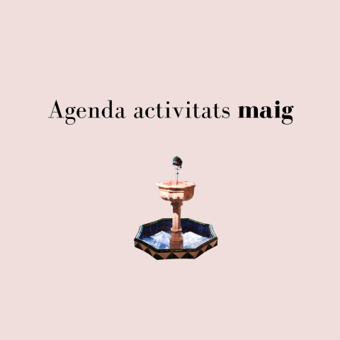 Activitats maig 2021