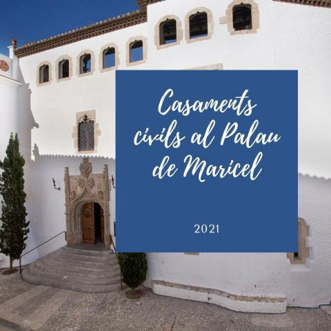Casaments civils al Palau de Maricel
