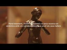 Exposició 'Gustau Violet: art, pensament i territori'. Museu de Maricel de Sitges.