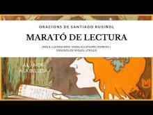 Marató de lectura. Oracions. Part V. Sant Jordi 2020