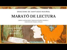 Marató de lectura. Oracions. Part VI. Sant Jordi 2020