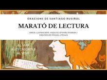 Marató de lectura. Oracions. Part III. Sant Jordi 2020