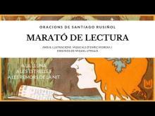 Marató de lectura. Oracions. Part IV. Sant Jordi 2020