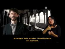 El Museu de Maricel en llengua de signes