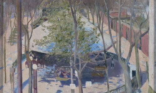 'Parc del Moulin de la Galette'